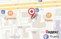 Схема проезда до компании Телепорт в Москве