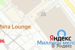 Схема проезда до компании SHISHI в Москве