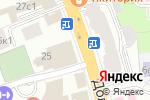 Схема проезда до компании ШАР в Москве