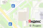 Схема проезда до компании Бюро экспертиз и оценки стоимости в Москве