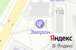 Схема проезда до компании Ойл-Шоп 1 в Москве