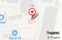 Схема проезда до компании Ветафарма в Подольске