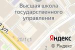 Схема проезда до компании Мегапринт в Москве