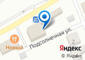 Косметический магазин на карте