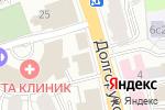 Схема проезда до компании SaleTur в Москве
