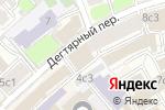 Схема проезда до компании Imperial Tobacco Sales and Marketing в Москве