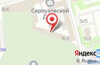 Схема проезда до компании Дельта Кей в Москве