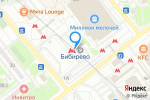 Комната в двухкомнатной квартире в Москве м. Бибирево, Серпуховско-Тимирязевская линия, метро Бибирево