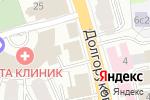 Схема проезда до компании Элан в Москве