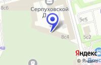 Схема проезда до компании KOSCOM М в Москве