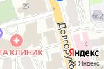 Схема проезда до компании Стрекоза в Москве