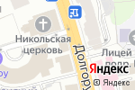 Схема проезда до компании Храм Николая Чудотворца в Новой Слободе в Москве