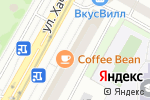 Схема проезда до компании MAJOR-BAND в Москве