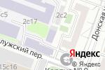 Схема проезда до компании Osna-Trans Logistic в Москве