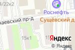 Схема проезда до компании Nordbass в Москве