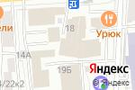 Схема проезда до компании КРИПТО-ПРО в Москве