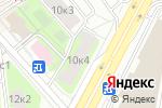 Схема проезда до компании Свежий воздух в Москве