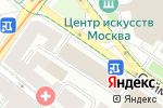 Схема проезда до компании Woodstone & Sparks в Москве
