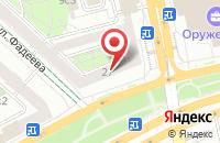 Схема проезда до компании Уралагропромстандарт в Москве