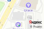 Схема проезда до компании Автомаксимум в Москве