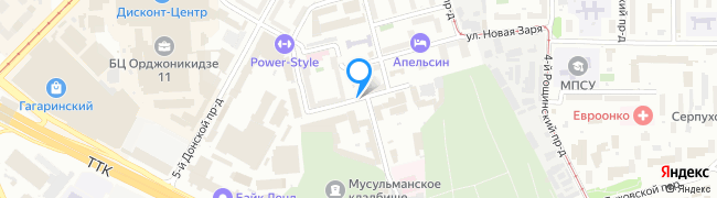 проезд Верхний Михайловский 5-й