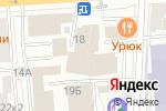 Схема проезда до компании АКВИОН в Москве