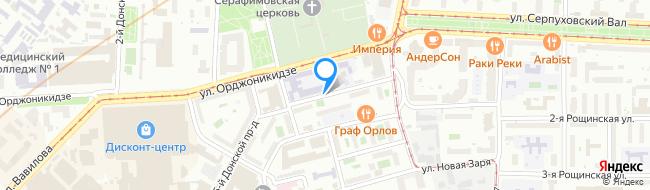 проезд Верхний Михайловский 1-й