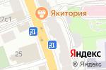 Схема проезда до компании Альфа в Москве