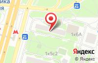 Схема проезда до компании Энергостройкомплект в Москве