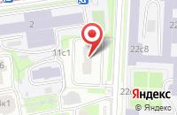 Схема проезда до компании Стальсервис Св в Москве