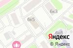 Схема проезда до компании Промальянс в Москве
