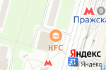 Схема проезда до компании Major Express в Москве