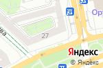 Схема проезда до компании InstaBeauty в Москве