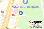 Схема проезда до компании Стардог!s в Москве