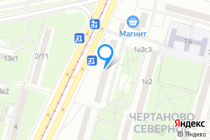 Сдается комната в трехкомнатной квартире в Москве Чертановская ул., 1к1