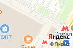 Схема проезда до компании Michaella в Москве
