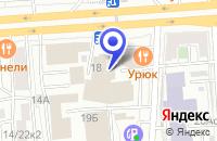 Схема проезда до компании БИЗНЕС-ЦЕНТР НОВОСУЩЕВСКИЙ в Москве