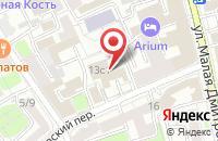 Схема проезда до компании Продюсерский Центр «Pr-Tv» в Москве