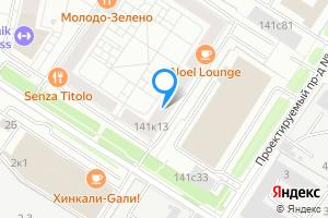 Снять студию в Москве Варшавское ш., 141к13