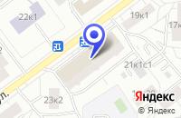 Схема проезда до компании САЛОН КРАСОТЫ АККОРД в Москве