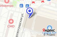 Схема проезда до компании КОМПЬЮТЕРНЫЙ МАГАЗИН ПОЛЯРИС в Москве