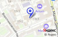 Схема проезда до компании ЛИЗИНГОВАЯ КОМПАНИЯ ИНТЕРРОСЛИЗИНГ в Москве