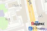 Схема проезда до компании Jacobs в Москве
