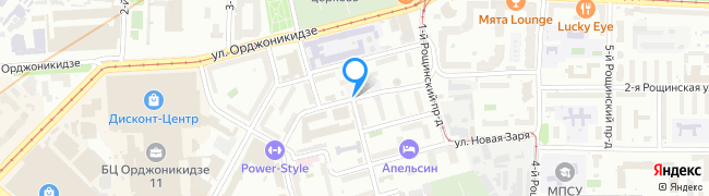 проезд Верхний Михайловский 2-й