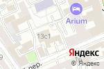 Схема проезда до компании Новые технологии газовой отрасли в Москве