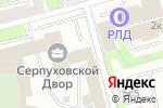 Схема проезда до компании Project Trade в Москве