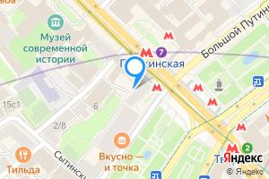 Снять трехкомнатную квартиру в Москве м. Пушкинская, Тверская улица, 19, подъезд 5