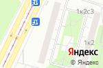 Схема проезда до компании ОКНА РОСТА в Москве