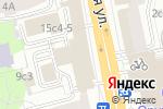 Схема проезда до компании PlusMinus Consulting в Москве
