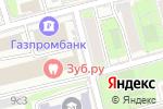 Схема проезда до компании Ассоциация частных многопрофильных клиник в Москве